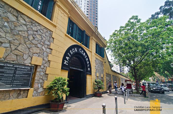 Hoa Loa Prison Museum Hanoi