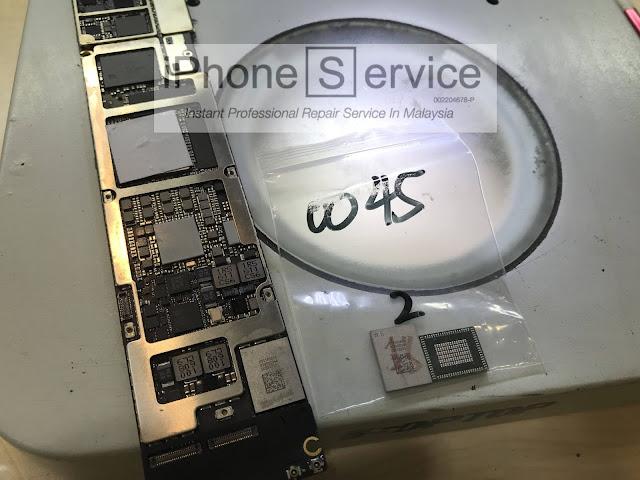 iPad Pro 12.9 WiFi IC code