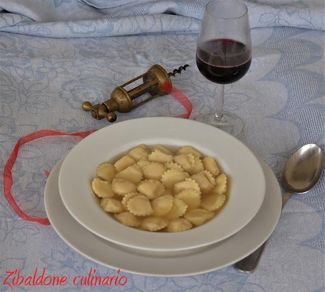 Anolini di formaggio