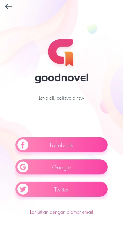 Cara Membeli Koin di Goodnovel