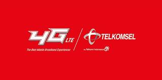 Terbaru, Cara Mengaktifkan 4G LTE Telkomsel