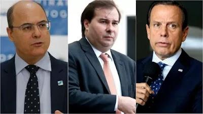 """""""Pandemia é um terreno fértil para aproveitadores"""", diz Bolsonaro"""