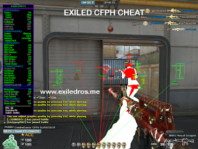 Exiled CF PH VN INDO CHEAT 2-22-2019 - Updated February 22 2019