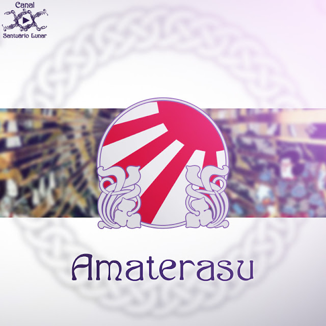 Amaterasu - Goddess of the Sun and the Universe | Wicca, Magic, Witchcraft, Paganism