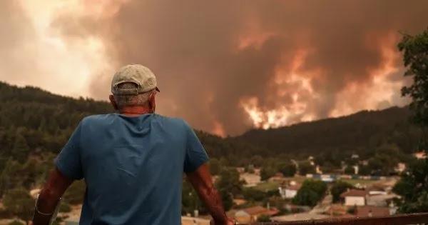 Πρόεδρος Γαλατσώνας: «Ήθελαν να μας κάψουν - Εδώ δεν θα βάλετε ανεμογεννήτριες - Θα περάσετε πάνω από το πτώμα μας»