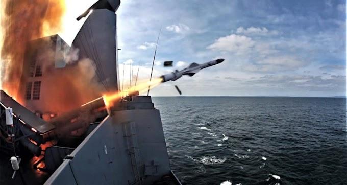 «Βυθίσατε το γεωτρύπανο»! Ο πύραυλος που θα «χτυπήσει» ό,τι κινείται στο Αιγαίο (ΒΙΝΤΕΟ)