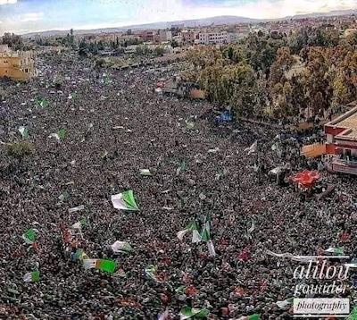 الجزائر..الحراك الشعبي نجح في فضح الطبيعة الديكتاتورية لنظام العسكر