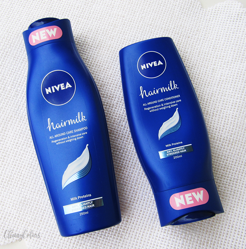 Nivea Shampoo and Conditioner