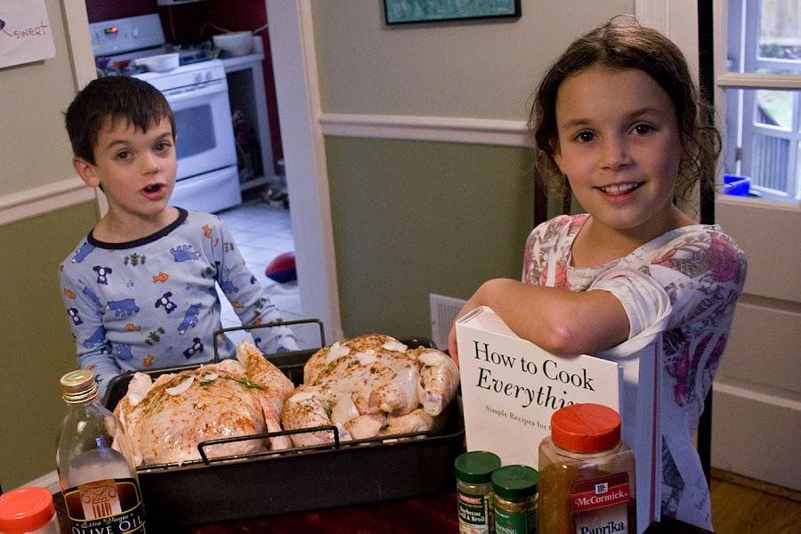 7 trucos para niños cocinillas