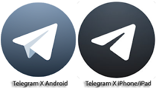 Telegram X Android, iPhone/iPad