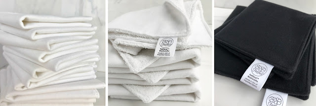 Softest face washcloths for healthy skin
