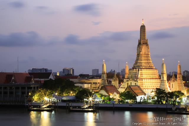 태국 방콕 도도마사지
