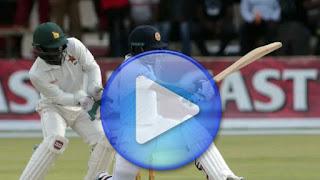 Zimbabwe vs Sri Lanka 2nd Test 2020 Day 5 Highlights