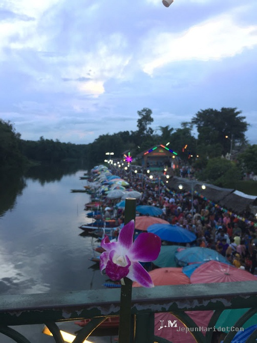 Khlong Hae Floating Market, Hatyai
