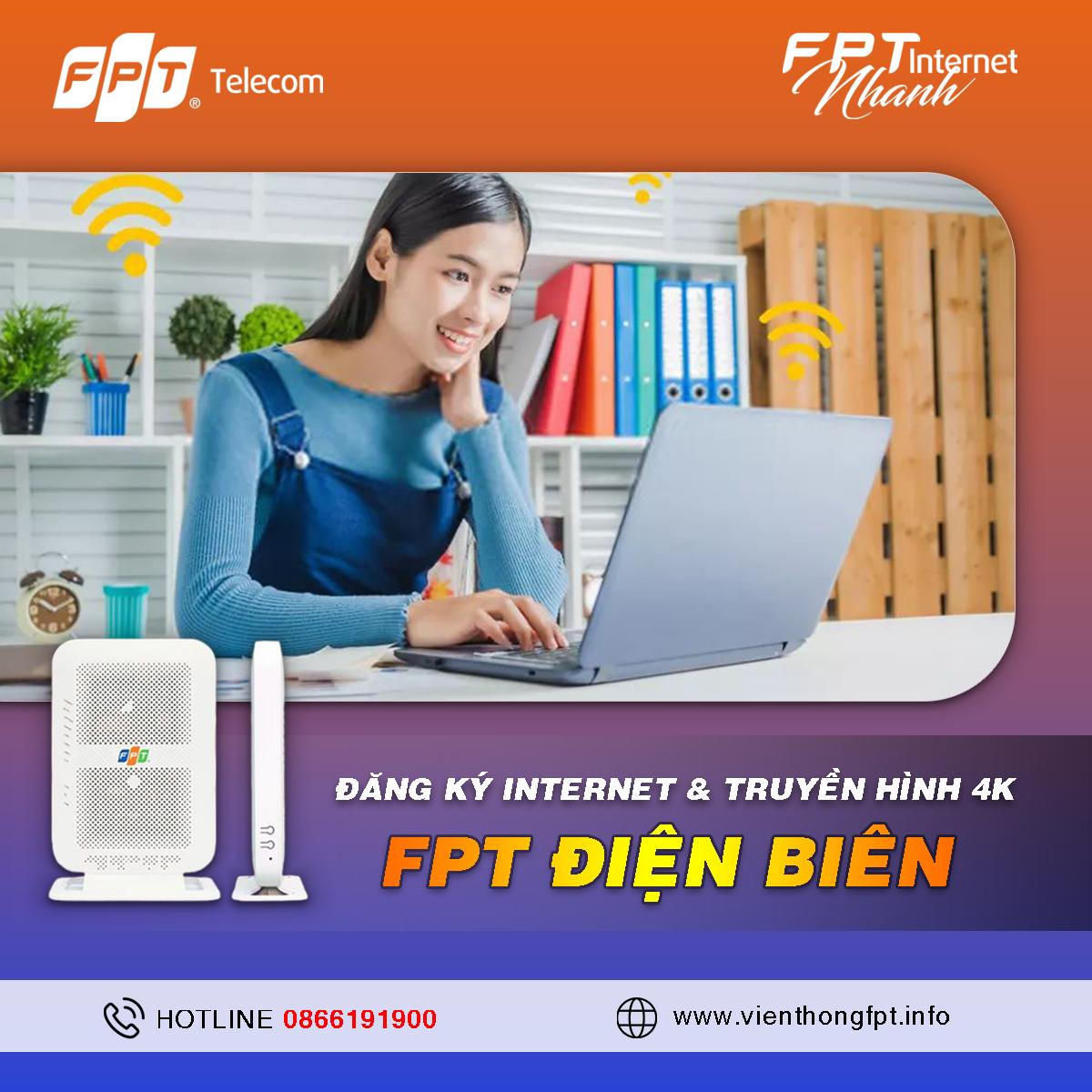 Tổng đài Đăng ký Internet FPT Điện Biên