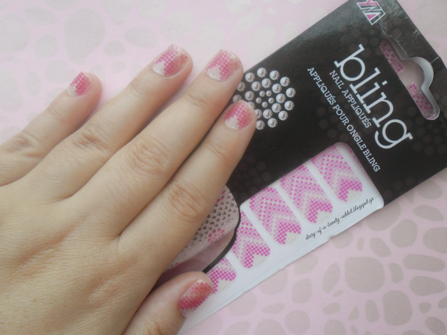 Bling Nail Appliques S011