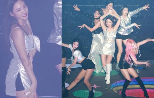 Xôn xao khó hiểu Nayeon (TWICE) rách váy trên sân khấu rút cục là vô tình hay cố ý, JYP vừa phải đưa ra một thông cáo chính thức!
