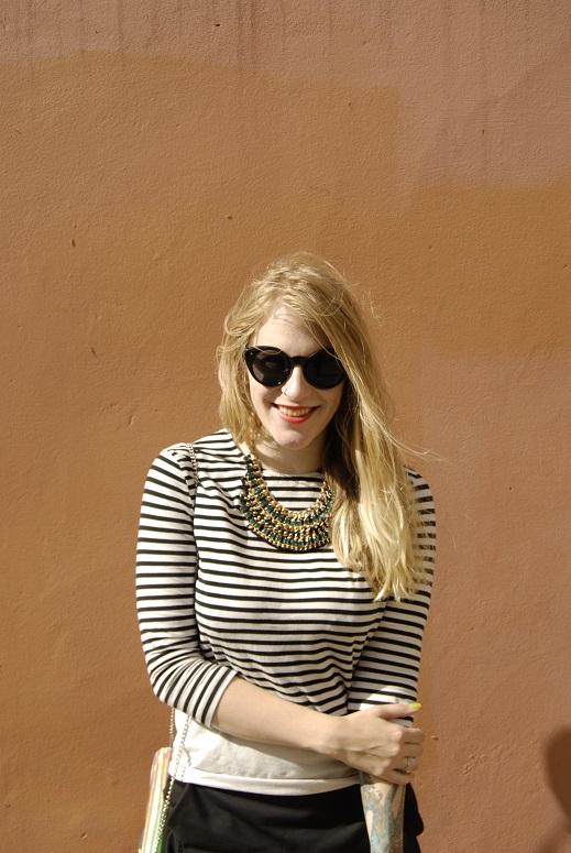british style blogger,zara skort