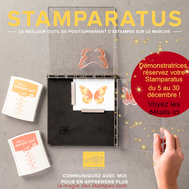 stampartus Stampin' Up!