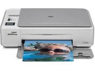 Image HP Photosmart C4273 Printer