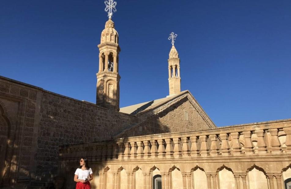 güneydoğuda gezilecek yerler mor gabriel manastırı