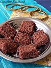 Chocolate Kalakhand