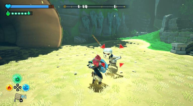 A Knights Quest PC Full Español