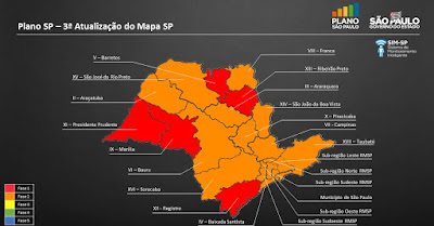 Vale do Ribeira regride para fase vermelha e terá apoio do Governo para fortalecer rede hospitalar