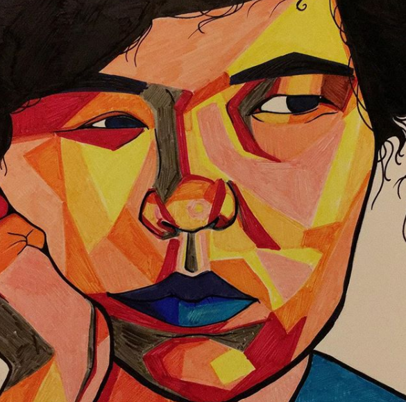 """Meet Graphic Artist """"Mabel Baumgardner"""" from Seattle, Washington"""