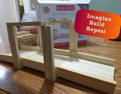 Brain Blox Wooden Planks