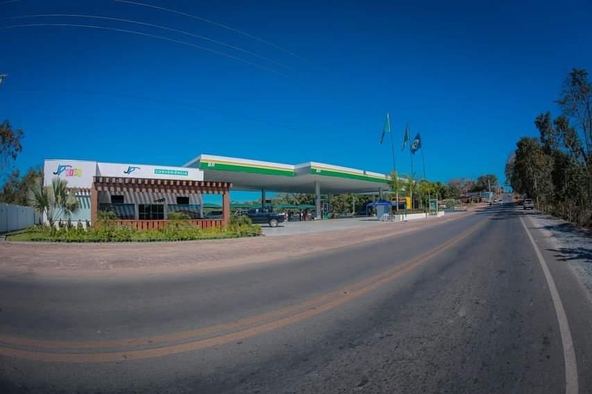 Inauguração de posto de combustível na MT 010 tem presença dos prefeitos de Rosário Oeste e Nobres