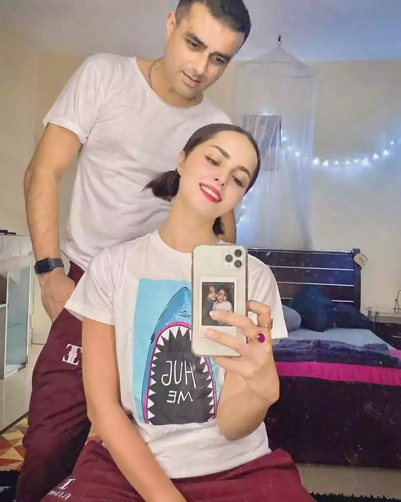 Raja Iftikhar Azam confirmed the divorce from Nimra Khan