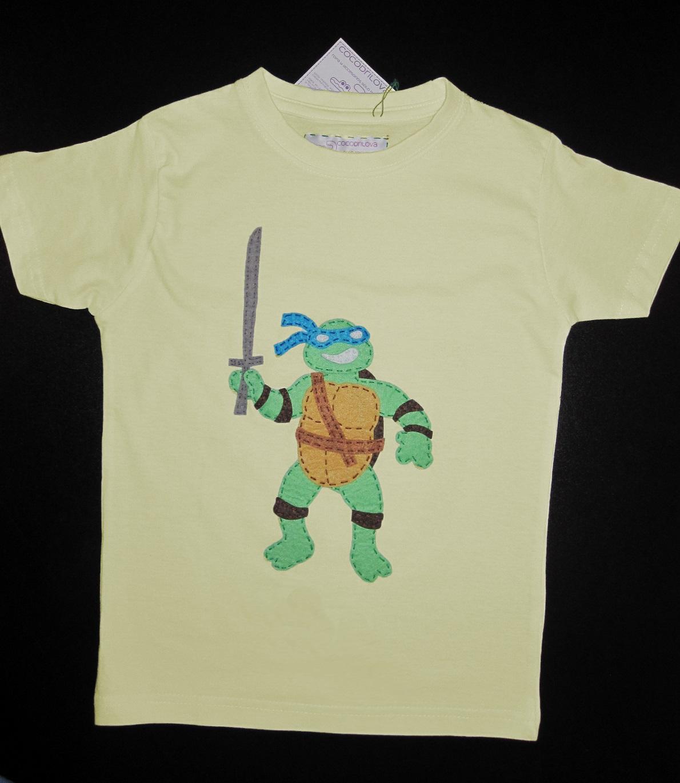 4b49d7a5da camiseta tortuga ninja .
