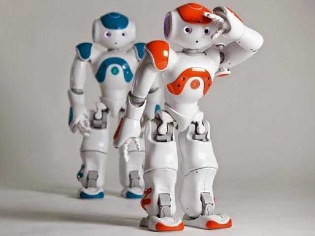 Gambar Nao Robot Humanoid Yang Super Canggih