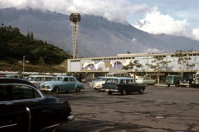 Ciudad Universitaria de Caracas 1960