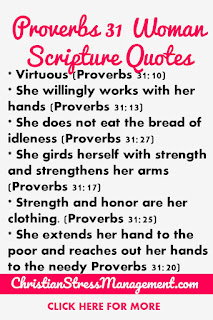 Proverbs 31 Woman Scripture Quotes