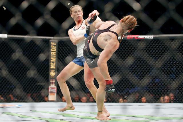 Valentina Shevchenko Katlyn Chookagian UFC 247 2