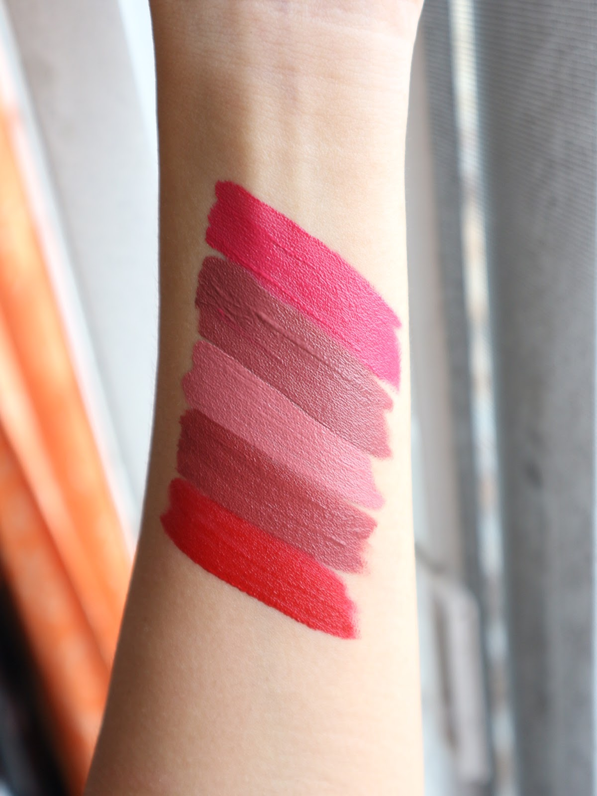 Kris Aquino Liquid Lipstick Review Swatch Kris Life Kit Ever Bilena Loyal Lucky Life Love Laugh