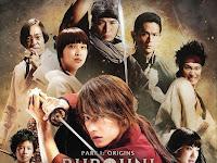 NONTON FILM SAMURAI X : RUROUNI KENSHIN (2012) | SUBTITLE BAHASA INDONESIA