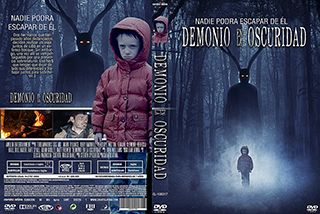 Devil In The Dark - Demonio en la Oscuridad - Cover DVD
