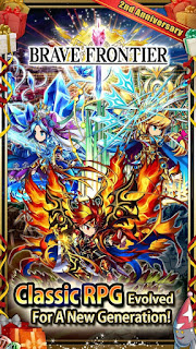 Brave Frontier v1.2.96 Apk [Mod Weak Monster]