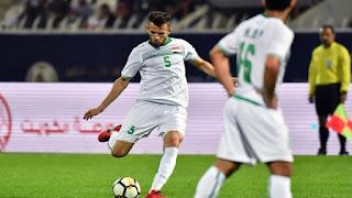 نتيجة مباراة العراق والأردن بتاريخ 26-03-2019 بطولة الصداقة الدولية