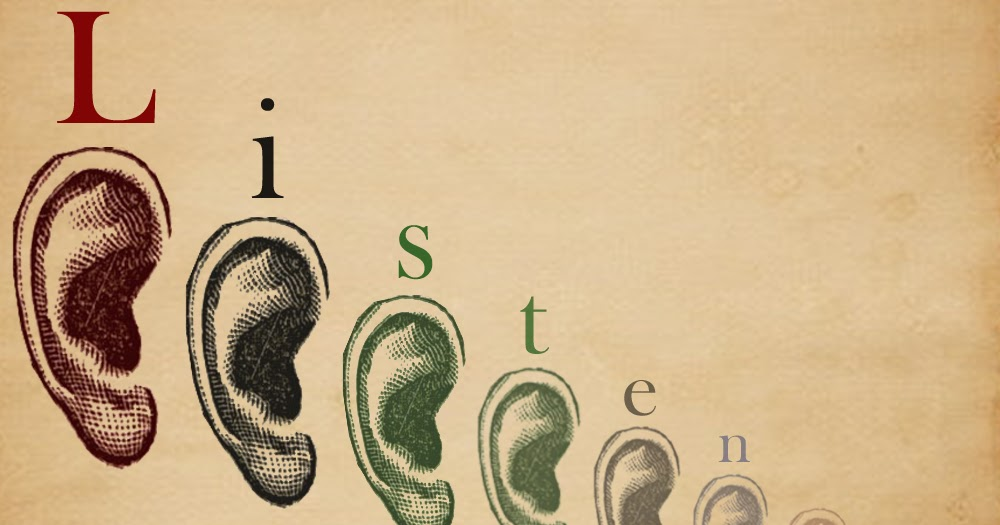 A Principal's Reflections: The Lost Art of Listening
