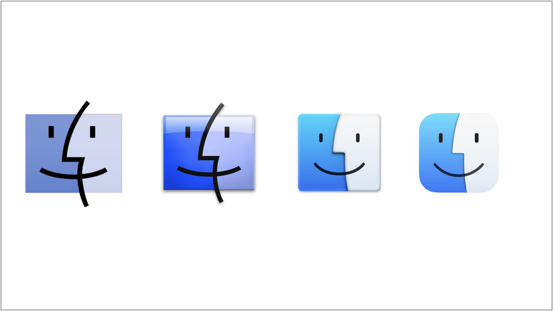 更改 Mac 圖示