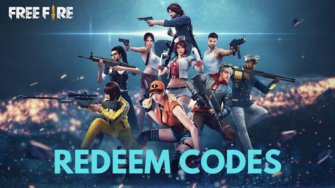 Garena Free Fire Redeem Codes (June 2021)