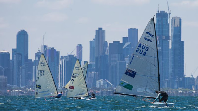VELA - Mundial clase Finn 2019 (Melbourne, Australia)
