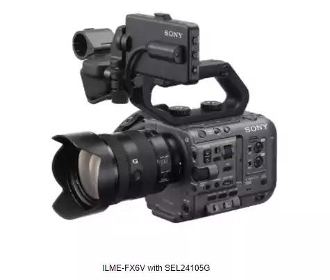 Sony FX6 Full-frame Professional Camera