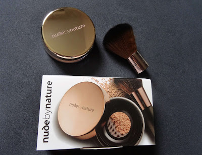 Nude by Nature - Radiant Powder Foundation - N5 Champagne
