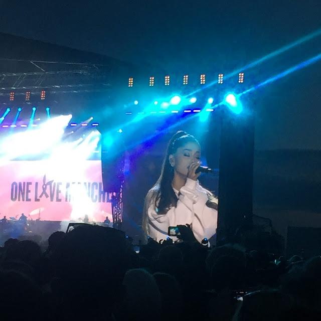 One Love Manchester Ariana Grande