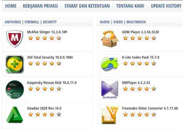 cara download aplikasi di laptop dengan download id